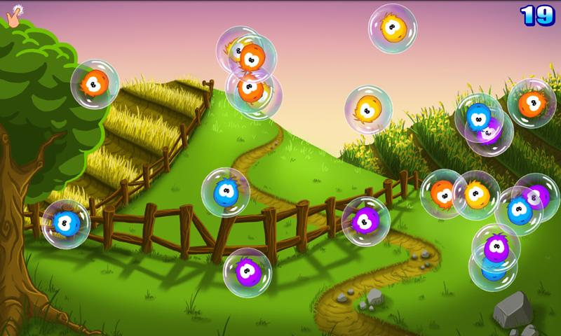 Sneezies - Chain Reaction Lite - screenshot