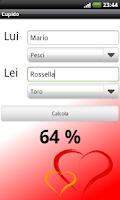 Screenshot of Cupid