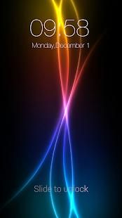 10 Photo Keypad Lock Screen App screenshot