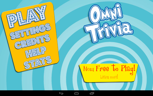 OmniTrivia - screenshot thumbnail