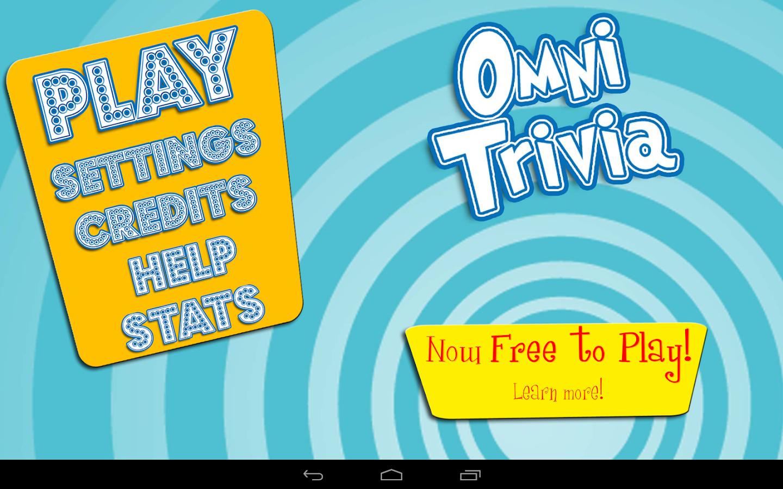 OmniTrivia - screenshot