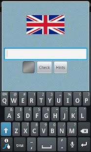 Logo Quiz - National Flags- screenshot thumbnail