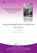 Caring for Dying People in Critical Care