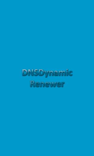 DNSDynamic Renewer