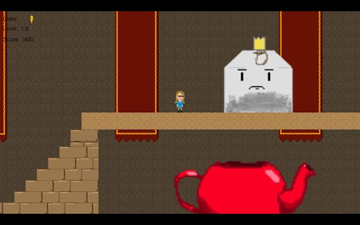 Tea Quest - Classic Platformer