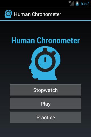 Human Chronometer Free
