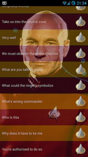 Star Trek TNG Sounds - Picard