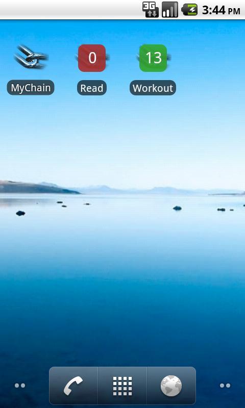 MyChain- screenshot
