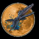 Big Dino Fishing 3D icon
