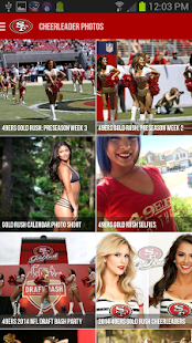 San Francisco 49ers- screenshot thumbnail