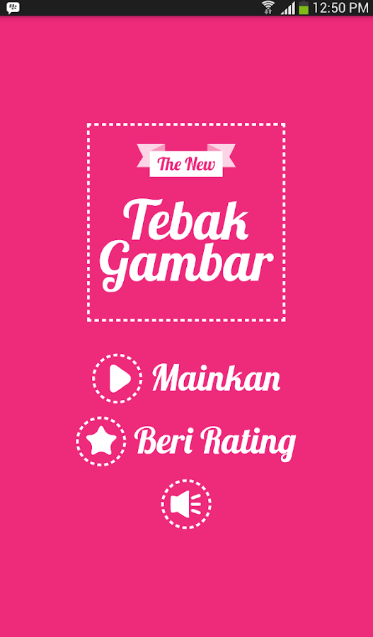 The New Tebak Gambar- screenshot