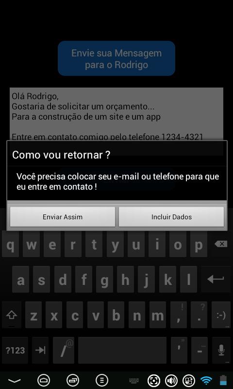 Rodrigo Schio- screenshot