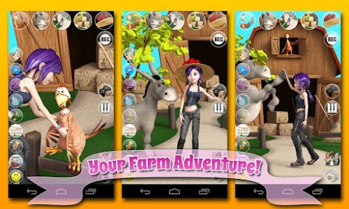 Talking Princess: Farm Deluxe v1.7