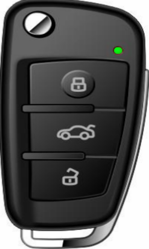 Car Remote Key - screenshot