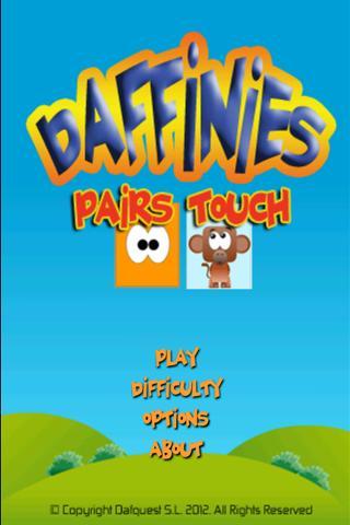 DAFFINIES - Memory Game