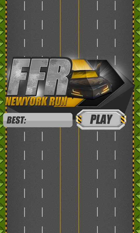 FF Racing - New York Run - screenshot