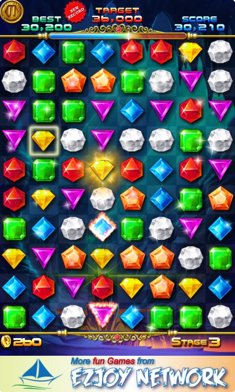 Jewels Maze 2 - screenshot