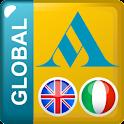Inglese-Italiano Dizionario logo