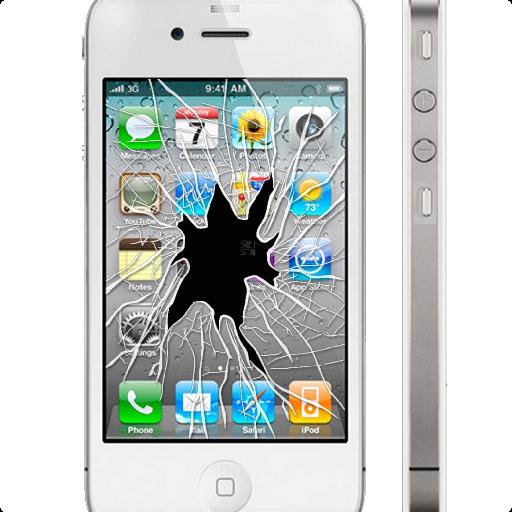 手機屏幕破碎