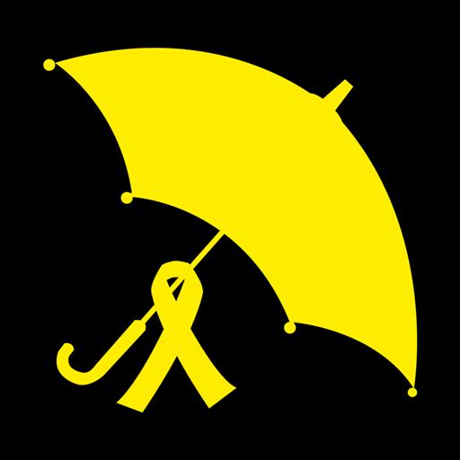 黄雨伞 社交 App LOGO-硬是要APP