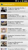 Screenshot of Rede Brasil TV