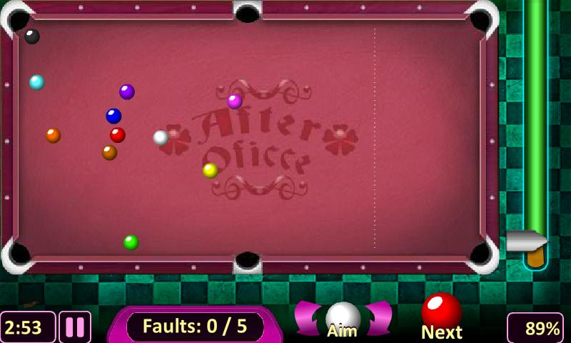 Pool Island PRO - screenshot
