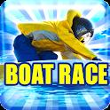 BOAT RACE!レジャチャンSP logo