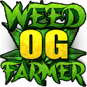 Weed Farmer Overgrown logo
