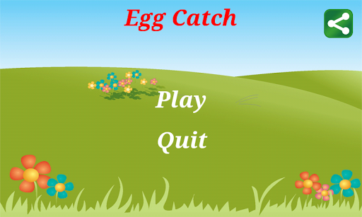 Catch The Egg