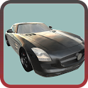 Extreme Street Car Simulator icon