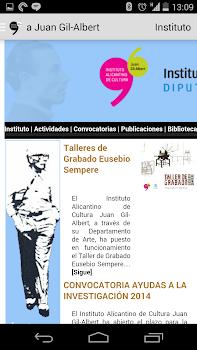 Instituto Juan Gil-Albert