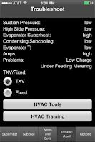 Screenshot of HVAC Pro