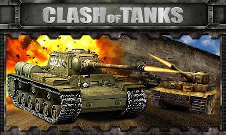 Boom! Tanks War 2014 FREE 1.0.8 screenshot 52751