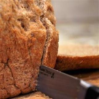 Bread Machine Spelt Loaf.