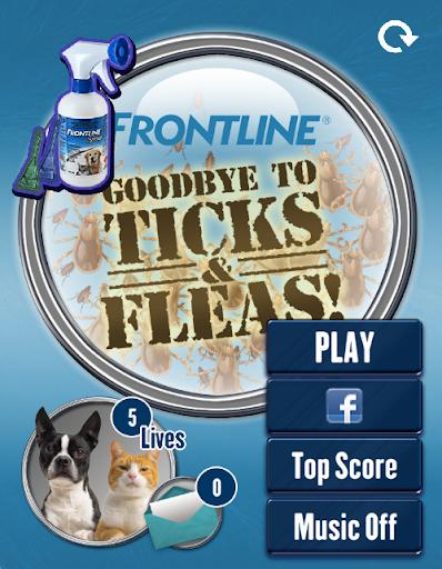 Goodbye to Ticks and Fleas