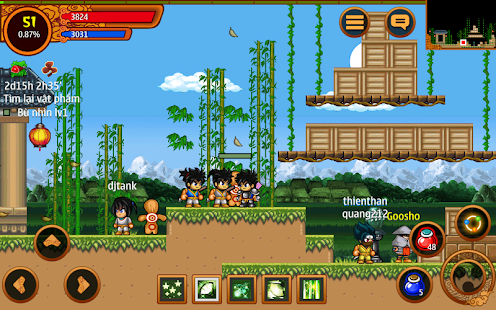 Ninja School- screenshot thumbnail