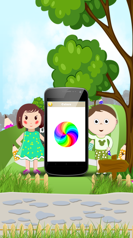 Kids Pre School Basics- screenshot