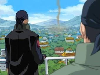 Naruto - Zero Hour!  The Destuction of the Hidden Leaf Village Begins!