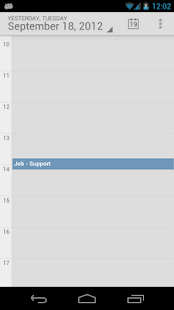 Quick Calendar Event Free - screenshot thumbnail