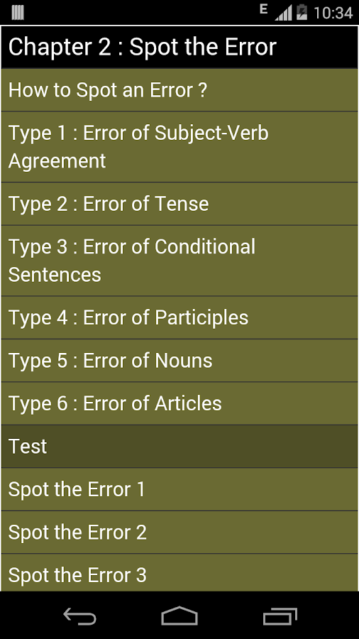 Objective eng For SSC and PO- screenshot