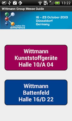 Wittmann Group K2013