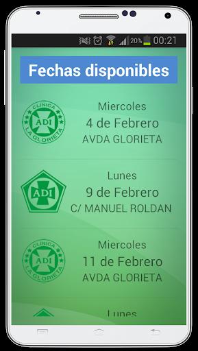 Clu00ednicas ADI 1.95 screenshots 5