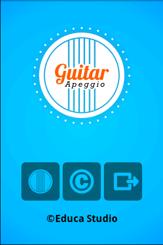 Marbel Guitar Arpeggio - screenshot