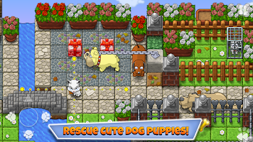Screenshot of Save the Puppies