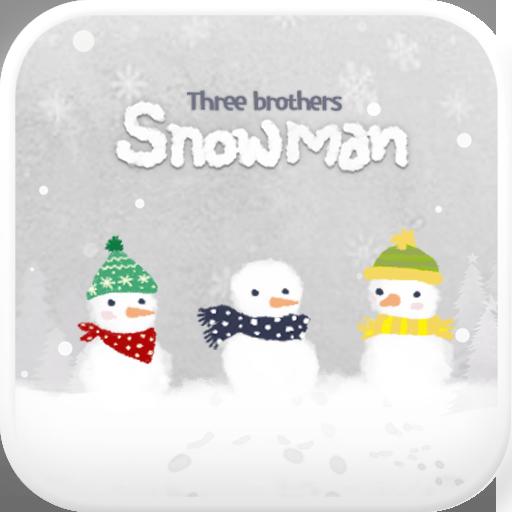 Snowman brothers go locker