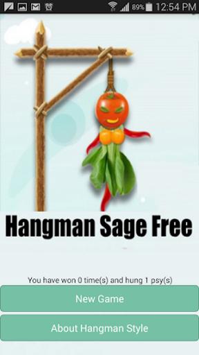 Hangman Saga Free