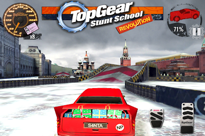Top Gear: Stunt School SSR Screenshot 7