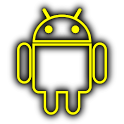 LightWorks Yellow ADW Theme icon