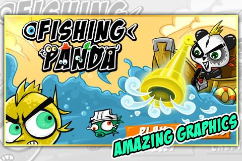 Fishing Panda- screenshot