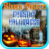 Hidden Object Halloween Ghosts